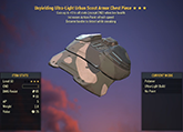 Unyielding [Sneak AP] Scout Chest Piece #5